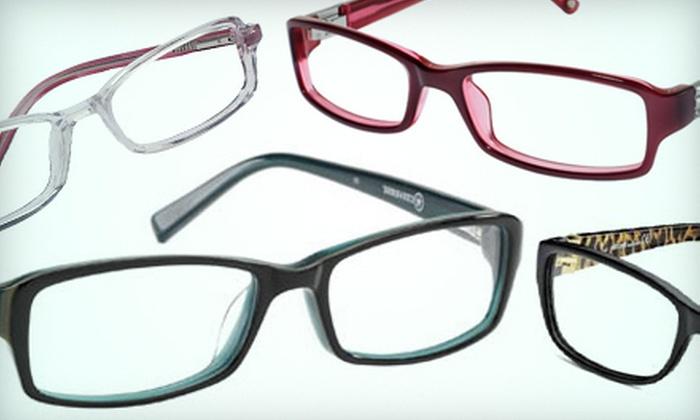 Margot & Camille Optique - Center City East: $100 Worth of Modern Frames and Lenses