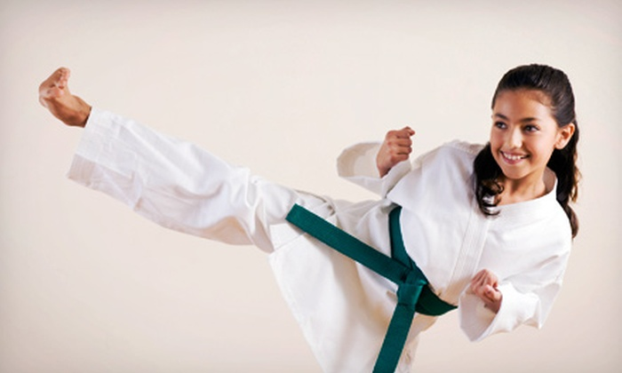 Branchburg Karate Academy, LLC - Readington: 4 or 12 Children's Karate Classes with Uniform at Branchburg Karate Academy, LLC (Up to 59% Off)