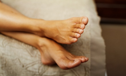 Two Toenail-Fungus-Removal Treatments for One or Both Feet from Henry Slomowitz, DPM (Up to 58% Off)