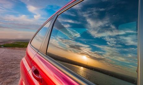 Tintado de lunas para coches con 3, 4 o 5 puertas o coches familiares, monovolumen y furgonetas desde 84 € en Fas Films Oferta en Groupon