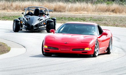 $294 for Two-Month Membership and $500 Towards Initiation Fee at Harris Hill Road Race Track ($900 Value)