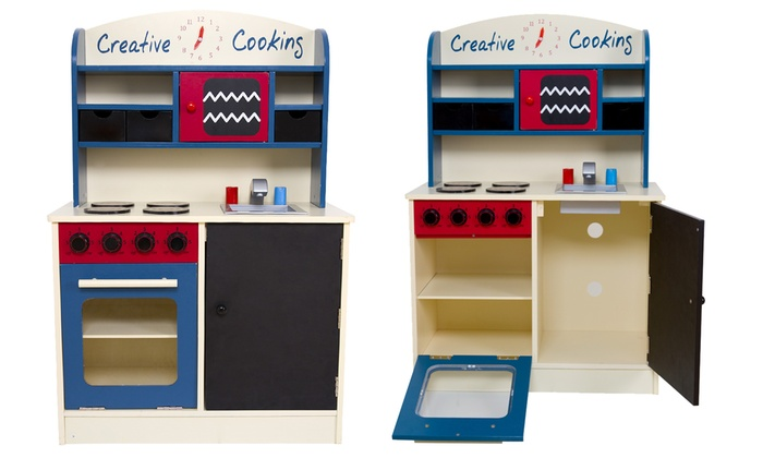 Cucina Per Bambini In Legno : Mobili cucina fai da te idee economiche eticamente net con