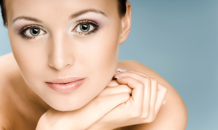 M. Pulse - Multiple Locations: Photo-Rejuvenation Facials with Optional Mini Facials, or Three Microderms or Peels at m.pulse (Up to 71% Off)