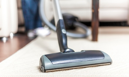 $66 for Carpet Cleaning for Three Rooms and One Hallway from Prestige Cleaning Co ($145 Value)