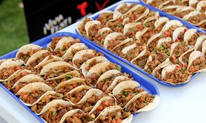 Chacho's: Admission for Two, Four, or Six to Chacho's Taco Festival on Saturday, August 15, 2015 (40% Off)
