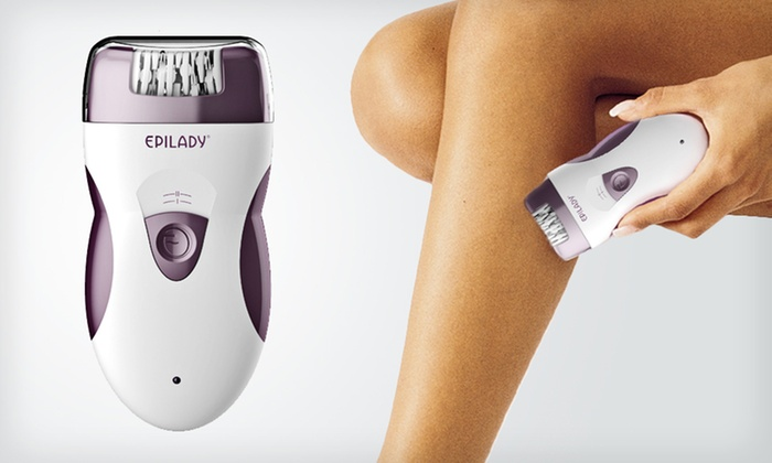 Epilady Legend Rechargeable Epilator: $39 for an Epilady Legend Rechargeable Epilator ($79.95 List Price). Free Shipping and Free Returns.