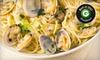 Sophia's Tuscan Grille - Warwick: Italian Cuisine at Sophia's Tuscan Grille (Half Off). Three Options Available.