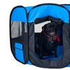 PAW Pet Pop-Up Deluxe Playpen with Canvas Carrying Bag