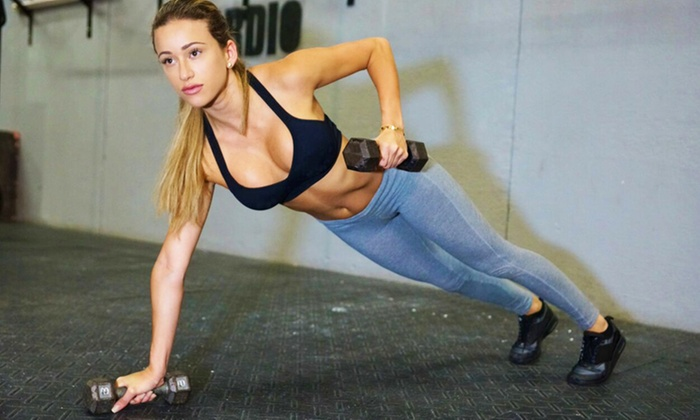 Blueprint CrossFit - Blueprint CrossFit: $62 for One Month of Unlimited Classes at Blueprint CrossFit ($159 Value)