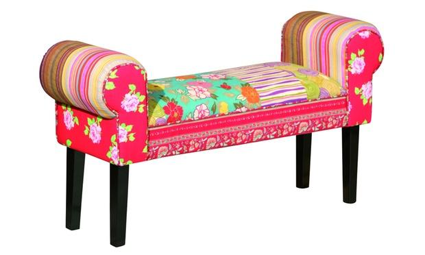 arredi living patchwork maiorca groupon goods. Black Bedroom Furniture Sets. Home Design Ideas
