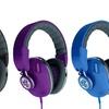 JLab Bombora Over-the-Ear Headphones with Mic