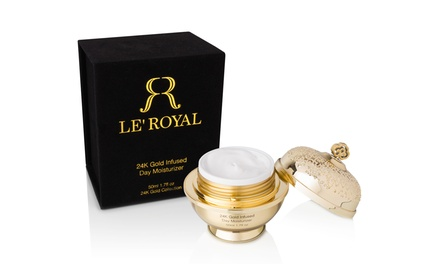 Le Royal 24K Gold–Infused Day Moisturizer (1.7 Fl. Oz.)