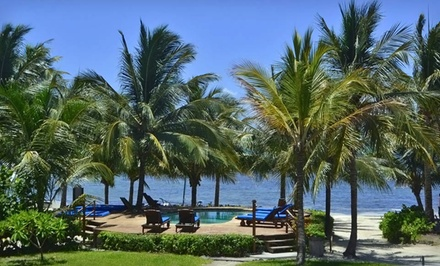 4- or 5-Night Stay with Breakfast, Bike Rentals, and Airport Transfers for Two in Ambergris Caye, Belize