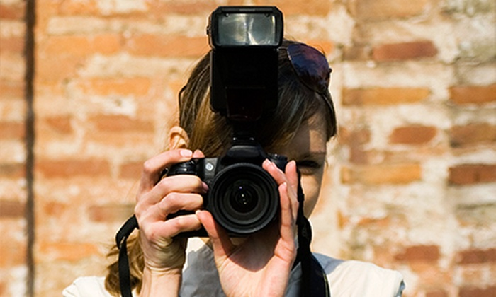 Blank Studio - Fort Greene: $220 for $400 Worth of Outdoor Photography at Blank Studio