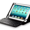 "M-Edge Stealth Pro Bluetooth Keyboard Folio Case for Most 10"" Tablets"