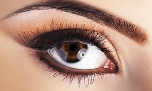 Tru Faces: Full Set of JB Lashes Eyelash Extensions with Option for Three-Week Touchup at Tru Faces (Up to 66% Off)