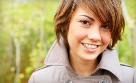 Dental Exam Packages with Cleaning, X-Rays, and Optional Whitening Trays at Legacy Family Dentistry (Up to 84% Off)