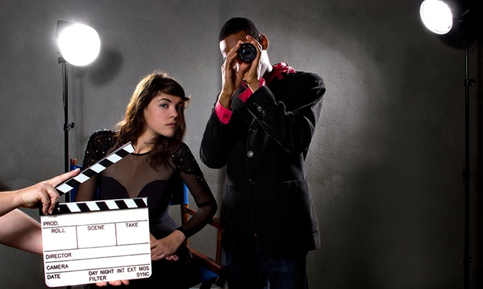 Film Acting Bay Area - Film Acting Bay Area: 4-Week Acting Course for One or Two at Film Acting Bay Area (Up to 55% Off)