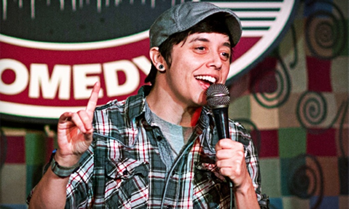Grit City Comedy Club - New Tacoma: Standup Comedy Show for Two or Four at Grit City Comedy Club (Up to 75% Off)