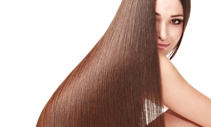 Le Bellezza - Mount Sinai: Conditioning Package, Cut and Glaze Package, or Style with Blow-Out Spray at Le Bellezza (Up to 53% Off)