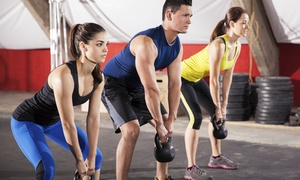 The Wreck Room: $19 for Three Boxfit or Circuit Classes or $49 for One Month of Unlimited Classes at Wreck Room (Value up to $120)