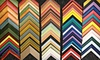 81% Off at Picture Framing Outlet