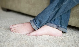 Nevada Floor Masters: Carpet Cleaning for Two or Four Rooms from Nevada Floor Masters (Up to 62% Off)