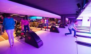 Bowlo bowling & lounge: 2 Stunden Bowling für bis zu 7 Spieler inkl. Nachos und Leihschuhe bei Bowlo Bowling & Lounge ab 24,90 €