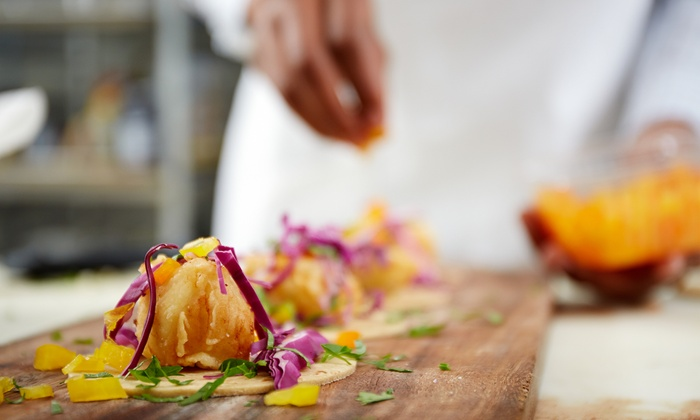 The Space Dallas - Dallas: One, Two, or Four Tickets to Celebrity Cooking Class with Darren McGrady at The Space Dallas (Up to 50% Off)