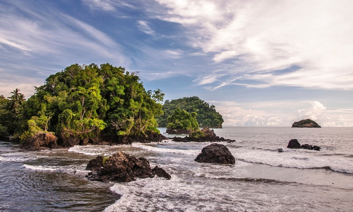 Costa Rica Trip from Vacation Express - DoubleTree Resort by Hilton Central Pacific: 7-Night Costa Rica Vacation with Airfare from Vacation Express; Price/Person Based on Double Occupancy