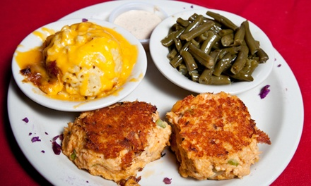 Southern Food for Dine-In or Takeout at Mert's Heart and Soul (Up to 45% Off)