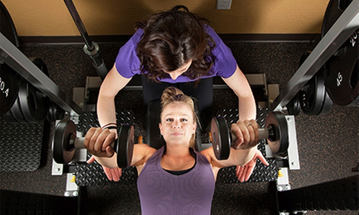 NJ Fitness Factory - Montclair: $97 for $215 Worth of Services at NJ Fitness Factory