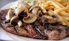 Campbell's Restaurant and Steakhouse - St. Albert: Steak-House Cuisine at Campbell's Restaurant and Steakhouse (Up to 53% Off). Four Options Available.