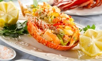 Le succulent menu homard 5 services pour 2, 3, 4 ou 6 personnes chez De Zwalmkoets