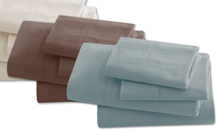 4- and 6-Piece 800-Thread-Count Cotton Sheet Sets. Multiple Options from $46.99–$54.99. Free Returns.