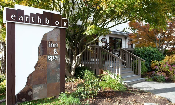 Earthbox Motel & Spa - Friday Harbor: Two-Night Stay at Earthbox Motel & Spa in San Juan Island, WA