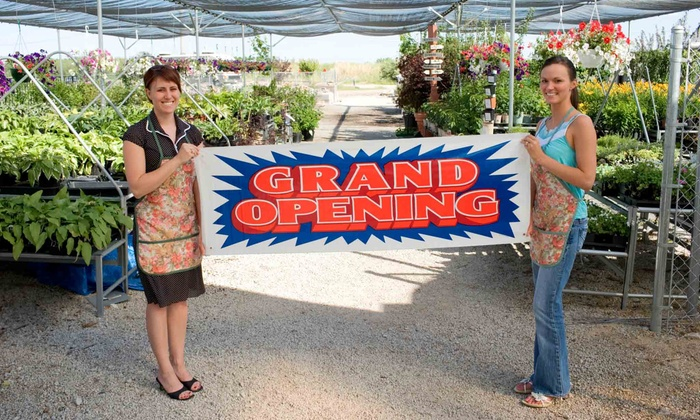 Office Source - Lambertville: One- or Three-Day Special-Occasion Lawn-Sign Rentalfrom Office Source (Up to 58% Off)