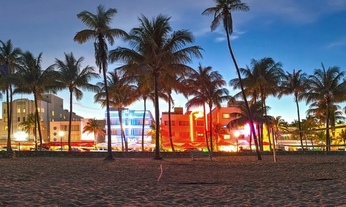 null - Miami: Stay at Harrison Hotel Miami Beach in Florida, with Dates into April