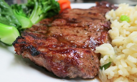 Dinner for Two or Four, Valid Any Day or Sunday–Thursday at Select Cut Steakhouse (Up to 42% Off)