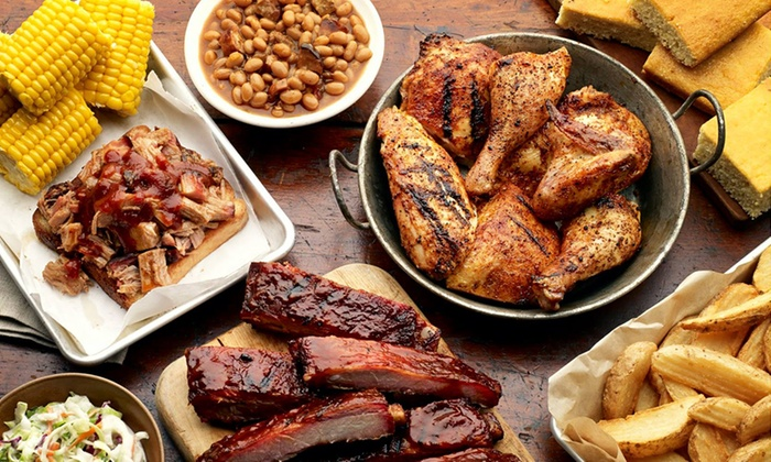 Famous Dave's - Reno - Convention Center: Barbecue for Dine-In, Catering or Takeout at Famous Dave's (Up to 33% Off)