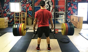 Shockoe Bottom CrossFit: $20 for 10 Classes and 10% Off Membership at Shockoe Bottom CrossFit ($133.33 Value)