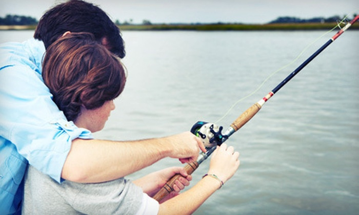The Lessman Farm - Topeka: All-Day Fishing for Two or Four at The Lessman Farm (Up to 51% Off)