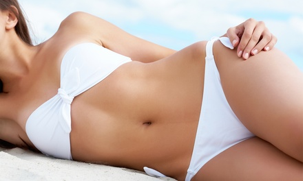 One, Two, or Three Brazilian Waxes at Bella Luna Esthetics (51% Off)