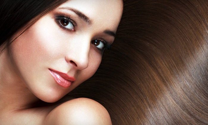 Hair by Heather - Canton: Hair Services at Hair by Heather in Canton (Up to 52% Off). Four Options Available.