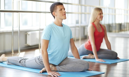 Two Yoga Classes at Champions Sports Center (64% Off)