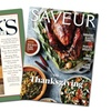 Cook's Illustrated or Saveur Magazine