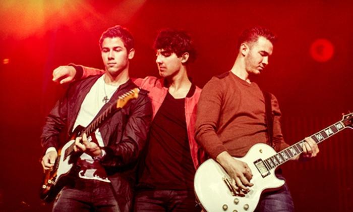 Jonas Brothers Live Tour - Viejas Arena at SDSU: $20 to See the Jonas Brothers Live Tour on August 14 at 7 p.m. at Viejas Arena at SDSU (Up to $96.05 Value)