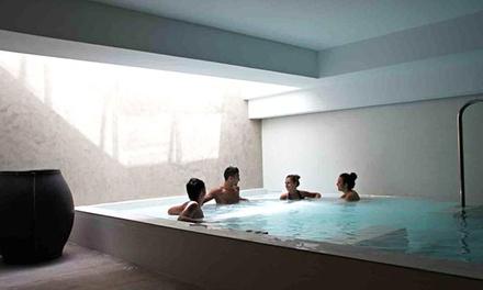 Accès au spa 4*, spa jet, salle fitness ou modelage pour 1 ou 2 personnes dès 45 € au Spa Montaigne Cannes 4*