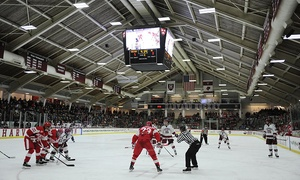 Harvard Men's Hockey: Harvard vs. Colgate Men's College Hockey Game on Saturday, February 20, at 7 p.m.