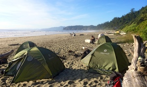 Backcountry Camping or Survival Course in California at Treks and Tracks, plus 6.0% Cash Back from Ebates.